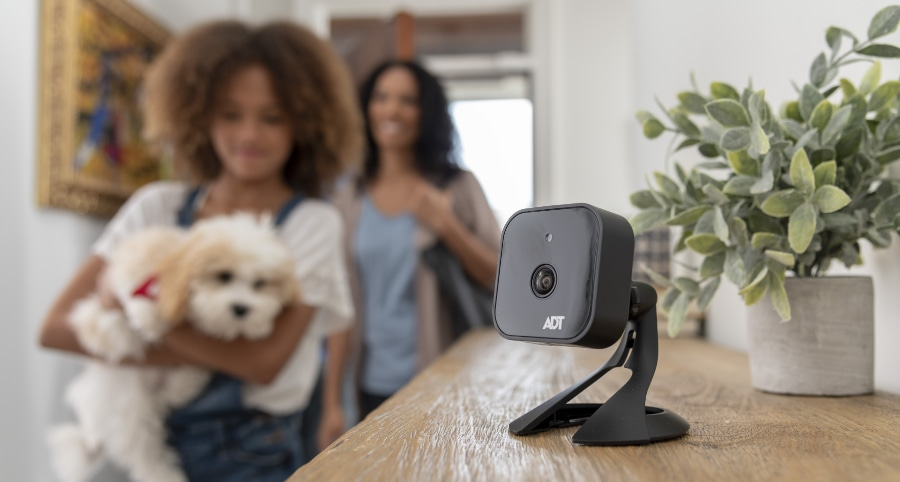 Salem home security camera