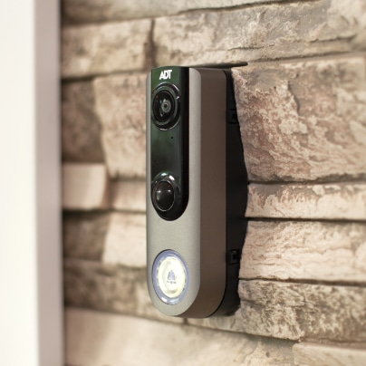 Salem doorbell security camera